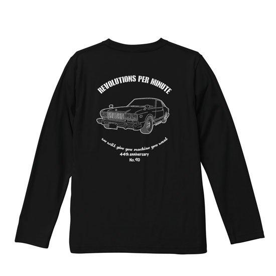 ダットサン・ブルーバードRG811 NO.90 ロンTシャツ