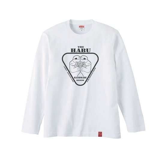 THE HABU(ザ・ハブ) ロンTシャツ