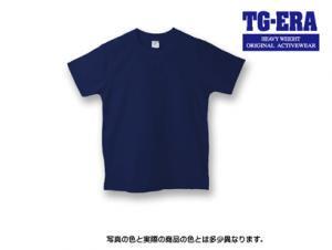 無地Tシャツ(ネイビー)綿100% TG-ERA
