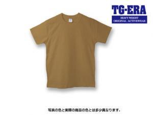 無地Tシャツ(カーキ)綿100% TG-ERA