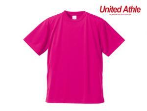 無地ドライTシャツ ポリ100% United Athle 5900