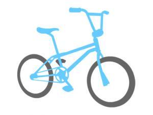 モトクロス自転車 ボタンダウンポロシャツ