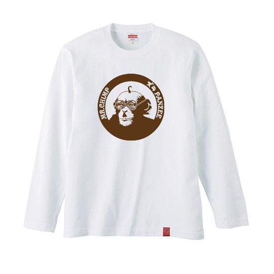 ズラ・パンジ−(改) 長袖 ロンTシャツ