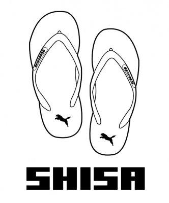 SHISAサンダル