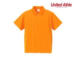 無地ドライポロシャツ United Athle 5910