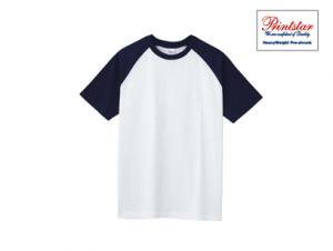 無地ラグランTシャツ PrintStar 137-RSS