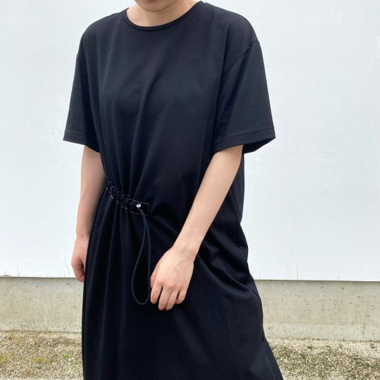 <img class='new_mark_img1' src='https://img.shop-pro.jp/img/new/icons11.gif' style='border:none;display:inline;margin:0px;padding:0px;width:auto;' />2021PRE FALL「Rito」COTTON LINEN JERSEY T-DRESS