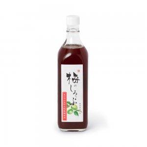 龍神梅のしろっぷ(粗製糖)700ml
