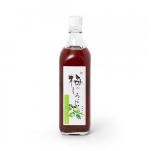 龍神梅のしろっぷ(てんさい糖) 700ml
