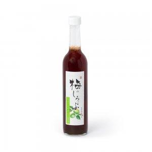 龍神梅のしろっぷ(てんさい糖) 500ml