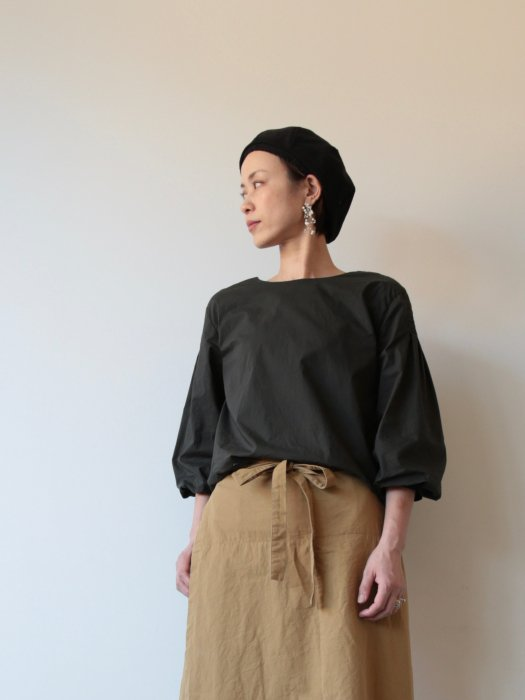 Omake / 4lines blouse / 墨染