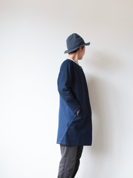 omake/ denim coat