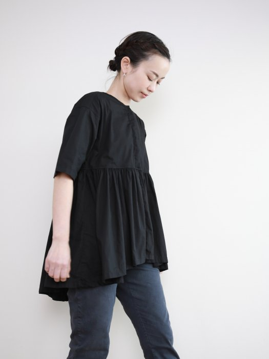 omake / jellyfish tops / black