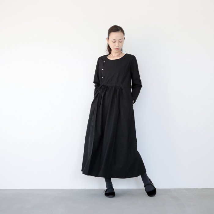 omake / cherry dress / black