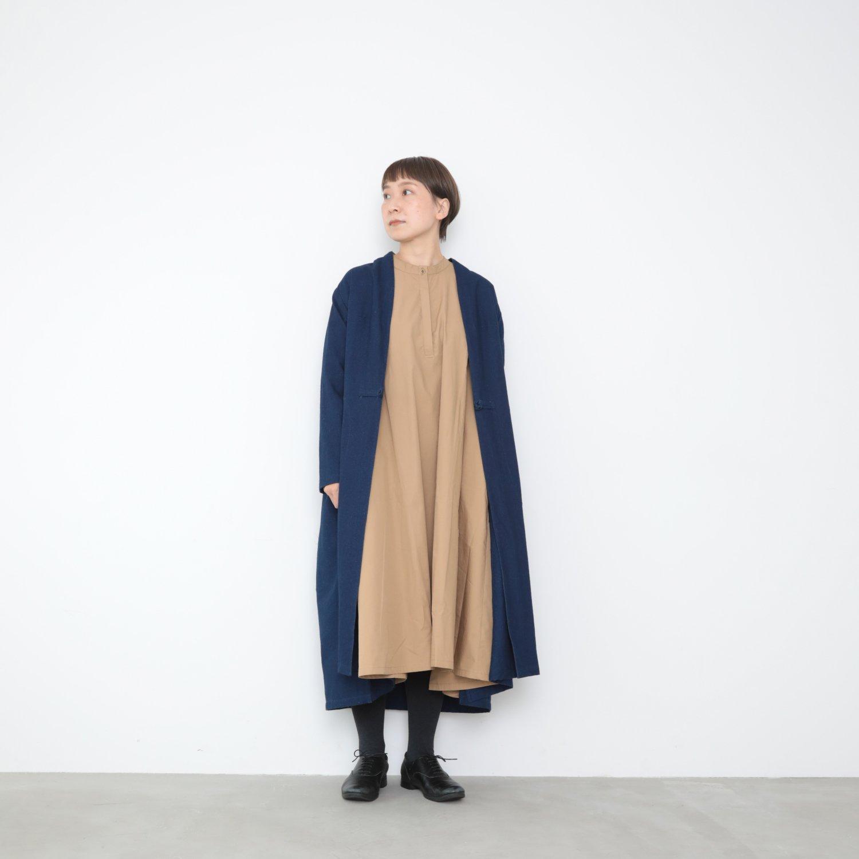 CHIAN long gown indigo