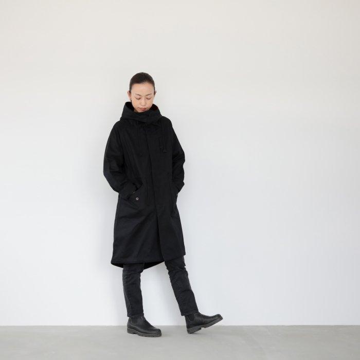 Mods coat  / black