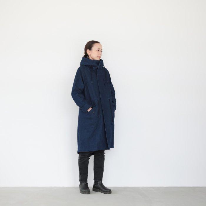 Mods coat  / denim