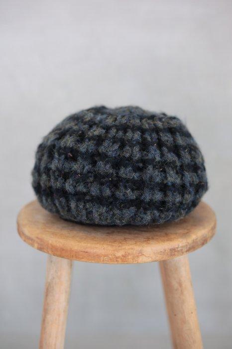 knit cap A