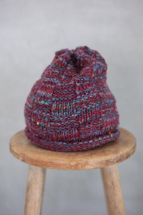 knit cap E