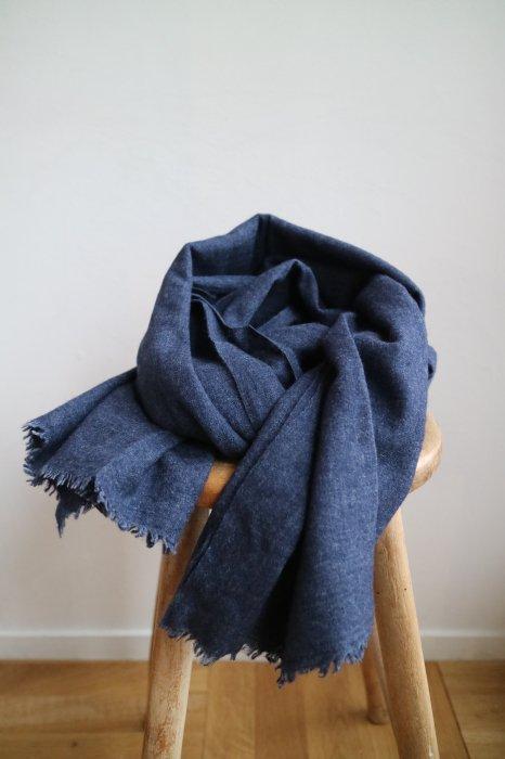 wool stole / no1