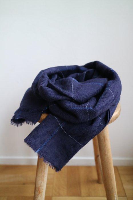 wool stole / no3