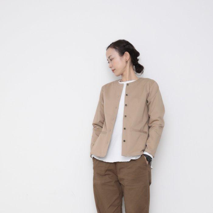 Paris jacket / milkbeige