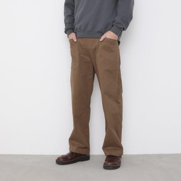 Baker pants � / russet brown