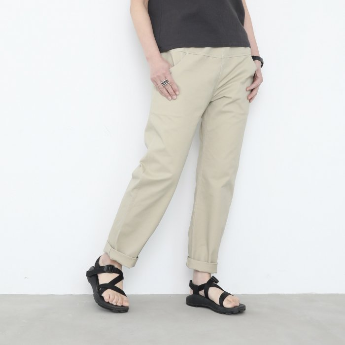 Momo pants / light beige