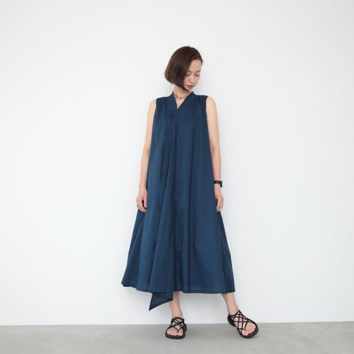 Chiangmai dress / navy blue
