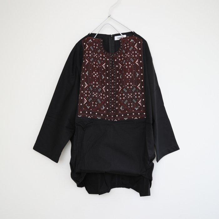 Barochi tops / black / 1
