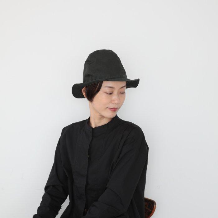 omabow new mountain reversible hat  / 2tone-khaki × dark khaki