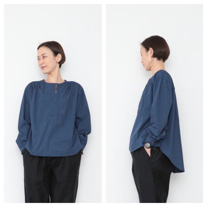 Sanada shirts / Iron Blue