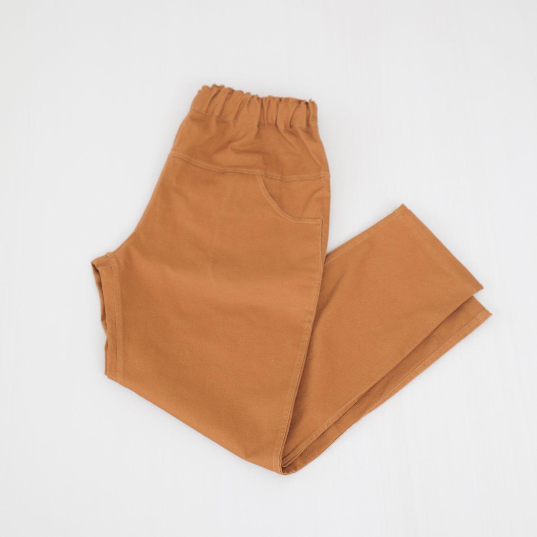 Momo pants / sinnamon