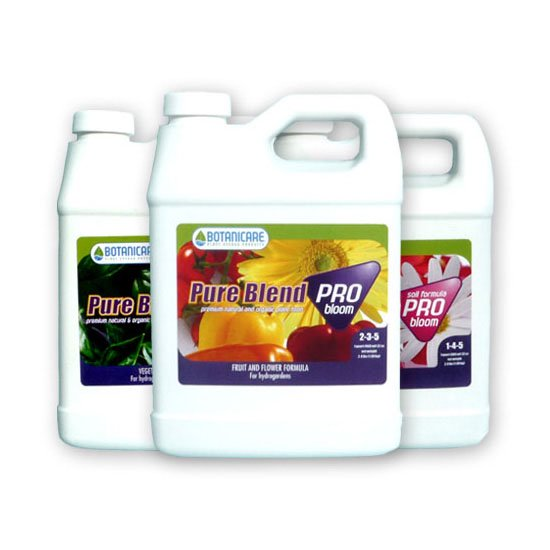 PureBlendPro(Botanicare)水耕肥料直輸入直売のココショップ