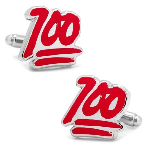 100点 カフス