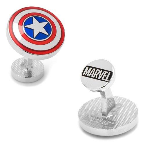 MARVEL キャプテン アメリカ シールド カフス