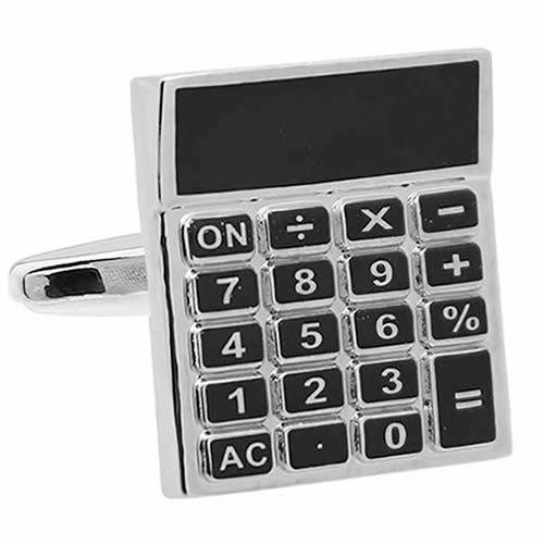 計算機 電卓 カフス