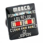 MOECO 基盤 ブラック ピンズ ラペルピン<img class='new_mark_img2' src='https://img.shop-pro.jp/img/new/icons10.gif' style='border:none;display:inline;margin:0px;padding:0px;width:auto;' />