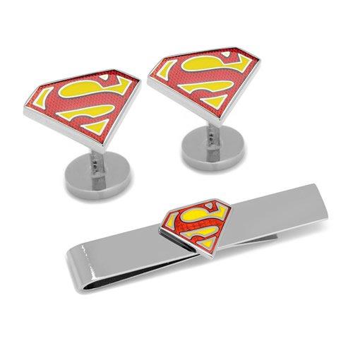Superman スーパーマン カフス ネクタイ...