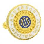 アンティーク カフス ゴールド ロゴ