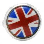 イギリス 国旗 カフス