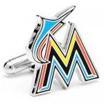 マイアミ マーリンズ MLB メジャーリーグ カフス