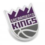 サクラメント キングス NBA プロバスケ ピンズ ラペルピン