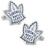 ビンテージ トロント メープルリーフス NHL アイスホッケー カフス
