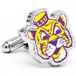 NCAA ルイジアナ州立大学 ビンテージ LSU タイガース カフス