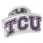 NCAA テキサスクリスチャン大学 ホーンドフロッグ ピンズ ラペルピン