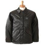 ALPHA アルファ MADE IN U.S.A MP-Tex WI-96フィールドジャケット ブラック Sサイズ