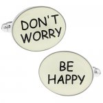 Don't Worry Be Happy カフス