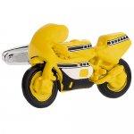 イエローバイク MOTO GP カフス