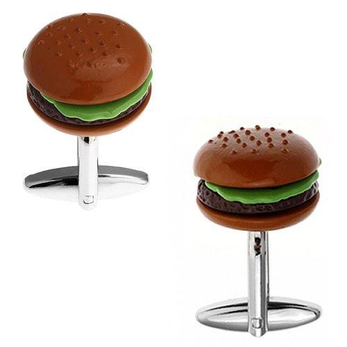 ハンバーガー カフス